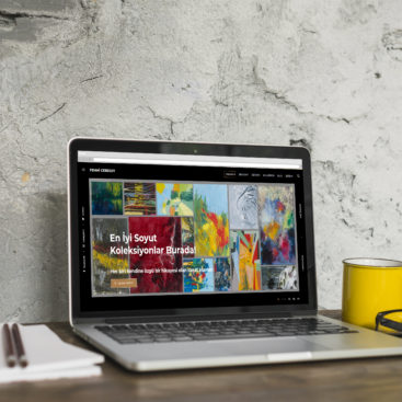 Fehmi Cebesoy Web Site Tasarımı