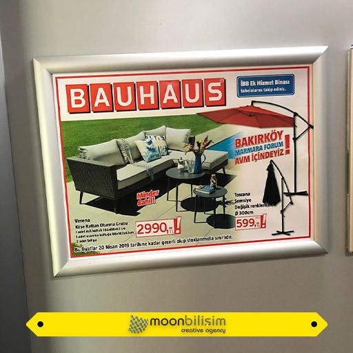 Asansör İçi Pano Reklamları