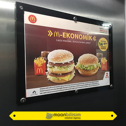 Asansör Reklam ve Rezervasyon