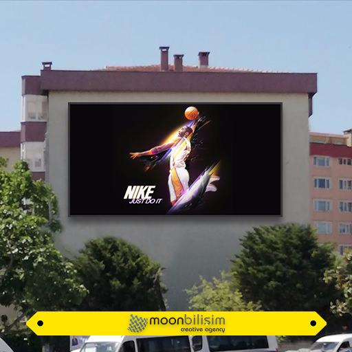 Duvar ve Cephe Giydirme Reklamları